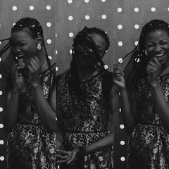 pure bliss. (cinimist) Tags: trip light party black beautiful smile backlight contrast laughing wow hair real 50mm lights cool concert model weed nikon women long dress singing dancing district background room smoke models hipster fake wideangle dressing follow smoking dont hippie oops laughter oranges care whoa trippy dreads powerful totally lenses ethnicity facebook lightroom drastic preforming composure twitter d3200 tumblr instagram tumlbr cinimist