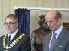 Mayor Andrew Moring & Duke of Kent (SouthendBC) Tags: kent duke southend theforumsouthendonsea