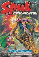 Spuk-Geschichten 353 (micky the pixel) Tags: comics comic horror demon devil magician heft sorcerer arsat teufel dmon magier derfrstderfinsternis spukgeschichten basteiverlag dermagiervonvenedig