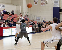DAVE6140 (David J. Thomas) Tags: men sports basketball athletics arkansas owls scots batesville williamwoodsuniversity lyoncollege