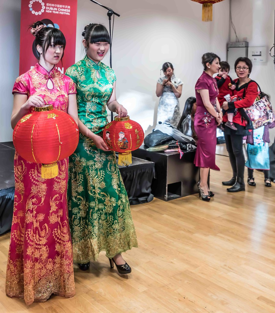CHINESE COMMUNITY IN DUBLIN CELEBRATING THE LUNAR NEW YEAR 2016 [YEAR OF THE MONKEY]-111620
