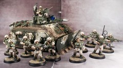 Cadian Armoured fist (elmo9141) Tags: guard fist imperial chimera armoured cadian chocochip astramilitarum