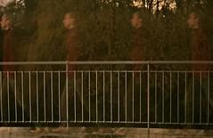 The Ghost of Abbey Road (Zenas M) Tags: john paul george exposure ghost beatles abbeyroad railings ringo wah zebracrossing 30seconds werehere hereios