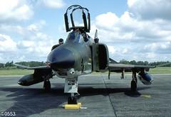 10th TRW  McDonnell-Douglas RF-4C Phantom II 68-0553 (Digital Log Book) Tags: england 1980 coldwar mcdonnelldouglas rf4c phantomii raffairford usafe rafalconbury 680553 rf4cphantomii 1sttrs reconnissance 10thtrw artailcode