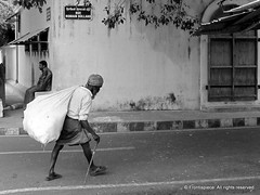1-1-CANON_INDIA_2016 153-002 (Frontispiece) Tags: india traveller walker stick pondicherry southindia rueromainrolland