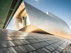 Guggenheim I (mgarsan) Tags: edificio bilbao titanio museoguggenheim