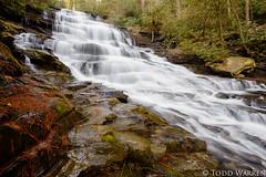 Minnehaha Falls (theblackpearl2007) Tags: georgia rabun northgeorgia minnehaha