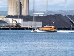 PB4 (divnic) Tags: ireland boat wake ship belfast northernireland ni pilotboat fps countyantrim irishsea belfastlough pb4 belfastloch lochirish halmaticnelson44 ferranportservices