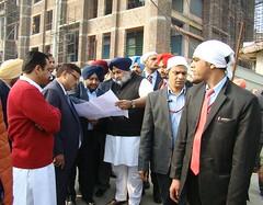 Sukhbir Singh Badal reviewed the developmental work at Amritsar (4) (sukhbirsingh_badal) Tags: projects punjab development amritsar rejuvenated akalidal sukhbirsinghbadal