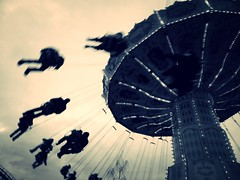 Vueltas (NereaAldekoa) Tags: gteborg sweden gothenburg liseberg amusementpark merrygoround funfair tiovivo
