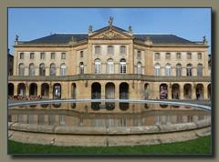 Metz (Lorraine / France) - Thtre, Opra (p_jp55 (Jean-Paul)) Tags: france frankreich theater reflet opra lorraine thtre spiegelung metz oper saarlorlux lothringen