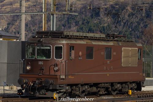 """BLS Cargo Re 425 186 """"Leissigen"""""""