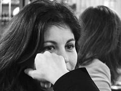 Gianna (Rantre) Tags: portrait people bw monochrome monocromo ritratto biancoenero trieste s1is canonpowershots1is
