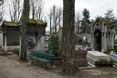 Passy Cemetery | Cimetiere de Passy | Paris-4 (Paul Dykes) Tags: paris france cemetery grave tomb eiffeltower graves latoureiffel tombs passycemetery cimetieredepassy