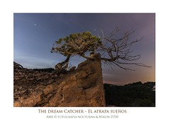 "El atrapa sueños"" (Antonio Moreno Salmoral-Ibiza Nocturna) Tags: tokinasd1224f4ifdx nikond700 maglite3d ledlenserp7 triopotripode"