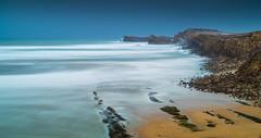 Liencres (Miguel A. Garc) Tags: longexposure winter espaa seascape beach nature water landscape spain nikon cantabria cantabrico liencres marcantabrico wildnature 10steps nikond600 hitechfilter filternd longexposuredaylight tamron2470f28