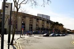 CAMP NOU - ESTADI DEL FUTBOL CLUB BARCELONA (Yeagov C) Tags: barcelona catalunya campnou bara fcb 2016 estadi futbolclubbarcelona