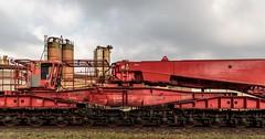 0469_2016_03_06_Duisburg_Hochfeld_NCS_970_0_004_Yp_155_5_100_Gbs_255_Gerätewagen_zu_997_2_901_Uaai_839 (ruhrpott.sprinter) Tags: railroad train germany logo deutschland diesel outdoor natur eisenbahn rail zug cargo passenger heavy fret duisburg ruhr ruhrgebiet freight locomotives metropole lokomotive 295 stadtwerke sprinter ruhrpott hochfeld hcs güter ncs 839 trafo lepper reisezug duisport cargoservice ellok uaai duisportrail buvl