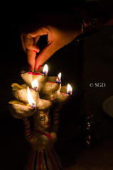 Festival of lights, India (GaneshDeekshith S (SGD)) Tags: india festival tradition diwali hindu deepawali nikond7000