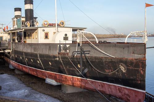 Lenin's boat