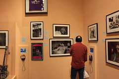Contemporary Jewish Museum - Bill Graham Rock Roll Revolution Aretha (raluistro) Tags: sanfrancisco people art jewish yerbabuena billgraham contemporaryjewishmuseum