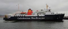 MV ISLE OF ARRAN at Ardrossan (Hugh Spicer / UIsdean Spicer) Tags: calmac ardrossan firthofclyde caledonianmacbrayne northayrshire clydesteamer mvisleofarran