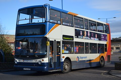 Stagecoach Fife 18001 SF53BZH (Will Swain) Tags: county uk travel bus english buses station march scotland fife britain country north transport 4th scottish east vehicles vehicle stagecoach kirkcaldy 2016 18001 sf53bzh