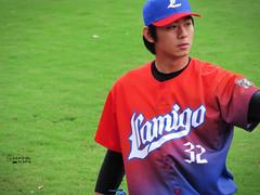 IMG_3364_副本 (vivian_10202) Tags: baseball taoyuan cpbl lamigo 王溢正