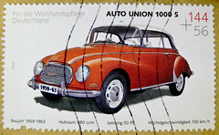 great stamp Germany 144+56 c (1959-1963 Auto Union 1000 S; today: AUDI) charity stamp timbres Allemagne     sellos Alemania selos Alemanha   frimerker Tyskland markica Njemaka pullari Almanya       postzegels (stampolina) Tags: auto red rot postes rouge rojo stamps vermelho alemania tyskland rosso allemagne macchina postzegel alemanha duitsland selo bolli sello sellos  wagen   briefmarken frimrken briefmarke   francobollo selos timbres almanya njemaka  francobolli bollo postzegels  zegels  zegel znaczki markica  frimerker     pullari  blyegek  raztka