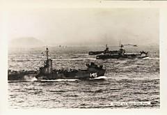 Iwo Jima, WWII, Landing Craft (photolibrarian) Tags: wwii 206 landingcraft iwojima 126 145