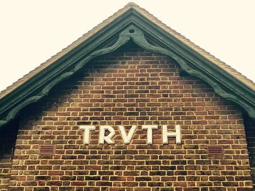 From flickr.com: TRUTH {MID-58587}