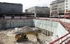 Baustelle Bahnhofsplatz 34 (Susanne Schweers) Tags: max baustelle architektur bremen architekt citygate hochhuser bahnhofsplatz dudler maxdudler bebauung