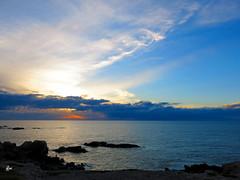 IMG_3246 (49Carmelo) Tags: sol cielo ocaso marcantbrico pescadoresdecaa