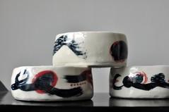 DSC_9716 (joone!) Tags: ceramics pottery handbuilt handpainted handmade bowl porcelain handbuild