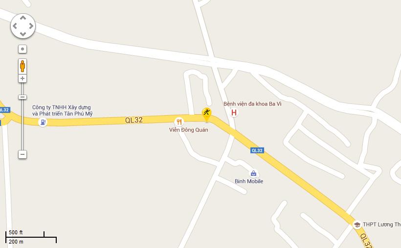 Tưng bừng khai trương siêu thị tại Ba Vì, Hà Nội