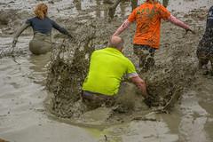 mudsplash (stevefge) Tags: girls people men netherlands sport mud nederland splash viking endurance berendonck nederlandvandaag reflectyourworld strongviking