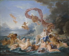 The Triumph of Venus (Grandiloquences) Tags: sky clouds rocks nudes erotic waves skies venus dolphins waters oceans 18thcentury draperies boucher rococo doves seas seafoam nymphs cupids birthofvenus drapery femalenudes putti triumphs eroticism frenchart tritons classicalmythology conchs frenchartists femalebeauty godsandgoddesses naiads franoisboucher 1740s cythera seanymphs frenchpainters frenchrococo rococopainting triumphofvenus