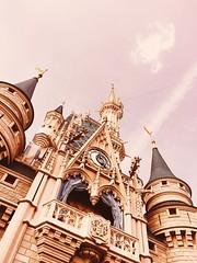 97 (Lee Saborío) Tags: castle orlando florida disney cinderella magickingdom