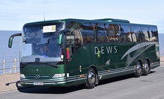 EV16DEW  Dews, Somersham (highlandreiver) Tags: bus mercedes benz coach rally lancashire dew blackpool coaches tourismo dews somersham ev16 ev16dew