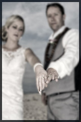 Kathryn & Kenny's Wedding Day (XPinger (Chris Sutton)) Tags: weddings topazbweffects rarotonga2016