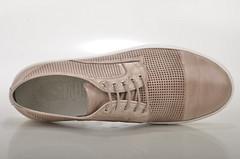 Corvari Sneaker 4044 Kalbsleder taupe (3) (spera.de) Tags: sneaker taupe 4044 corvari kalbsleder herrensneakersportschuhe