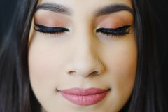Untitled (Leigh Anne Brader) Tags: artist lashes makeup foundation mascara lipstick eyeshadow eyebrows eyeliner makeupartist falselashes makeupbyariana arianajuarez arianajuarezmakeup