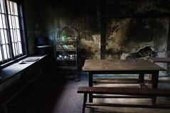 Dining room at Saint Agnes' Convent, Kalaw (Michael Chow (HK)) Tags: burma myanmar kalaw