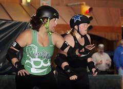 111__33073 (John Wijsman) Tags: rollerderby rollergirls indiana muncie skates partycrashers circlecityderbygirls cornfedderbydames gibsonskatingarena munciemissfits