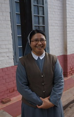 Sister Director at Saint Agnes' Convent, Kalaw (Michael Chow (HK)) Tags: burma myanmar kalaw