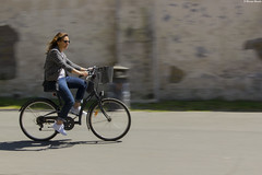 panning (maurizio.martella) Tags: people panning bycicle bicicletta