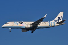 G-FBJC (LIAM J McMANUS) Tags: man manchester bee be jersey embraer egcc flybe embraer175 e75 flybecom e175 gfbjc