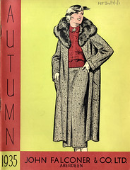Autumn catalogue [Autumn 1935] (University of Glasgow Library) Tags: christmas fashion illustration fur scotland 1930s shoes dress furniture hats lingerie jewellery clothes aberdeen accessories handbags weddingdress stores department tweed catalogues christmasgifts blouses millinery universityofglasgow knitwear dresshistory homewares eveningwear 1930sfashion fashionillustration guas fashionhistory ladiesfashion underwerar johnfalconer archiveservices twentiethcenturyfashion
