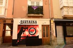 Rebellious T-Shirts (padraicsmeehan) Tags: espaa streetart art colors graffiti spain mural spraypaint basque euskadi vitoria gasteiz vitoriagasteiz paysbasque pasvasco reinodeespaa kingdomofspain