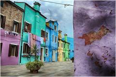 Burano (Raul-64) Tags: italy colors italia structure venezia colori burano veneto struttura